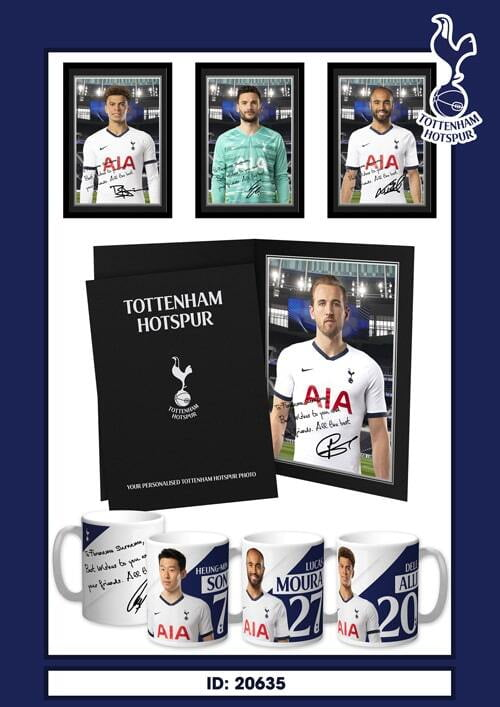 Tottenham Hotspur Player Gifts