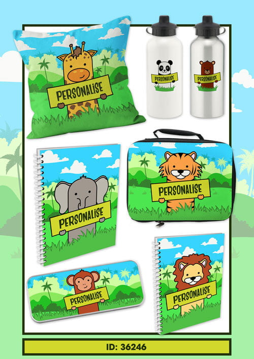 Kids Animal Range