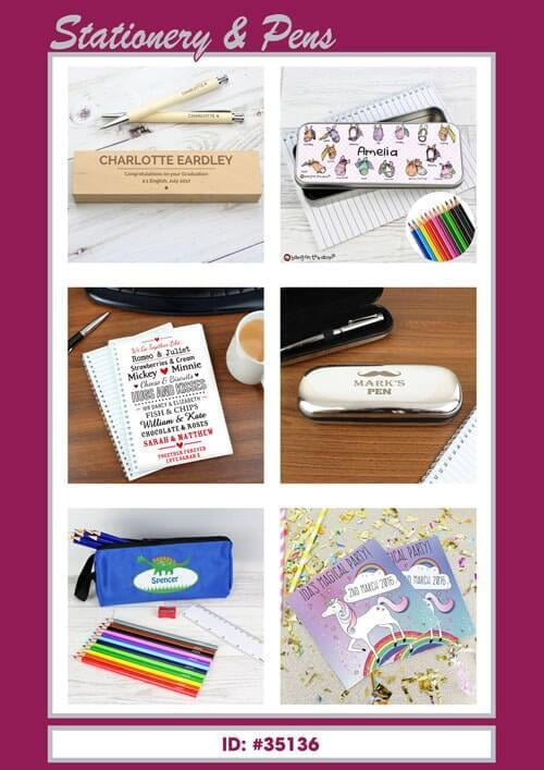 Stationery & Pens