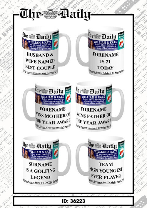 The Daily Mugs