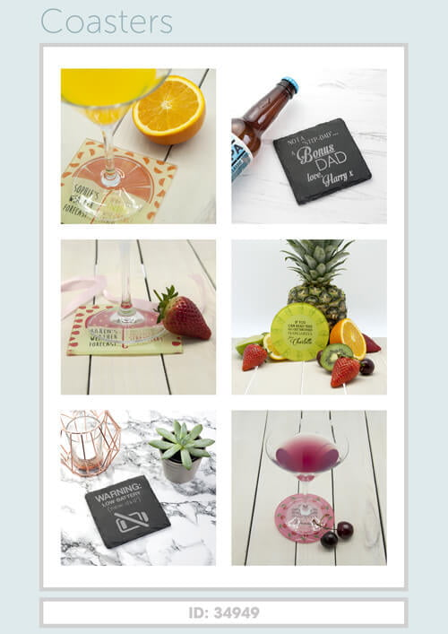 Treat Gifts - Coasters