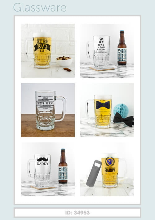 Treat Gifts - Glassware