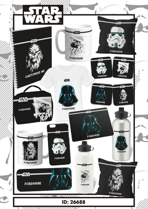 Sell Star Wars Print On Demand Merchandise